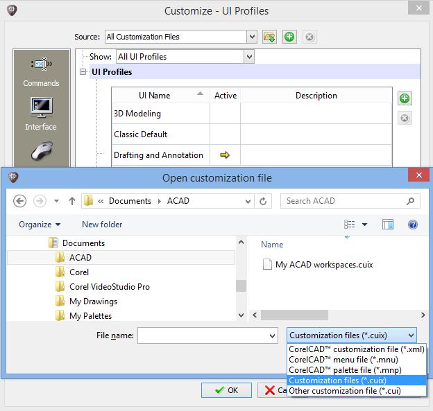 Autocad 2013 commands list