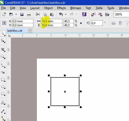 creating a bricks wall a short tutorial in 10 steps with 14 useful rh community coreldraw com Drawing Tutorials Tutorial CorelDRAW Drawing Print