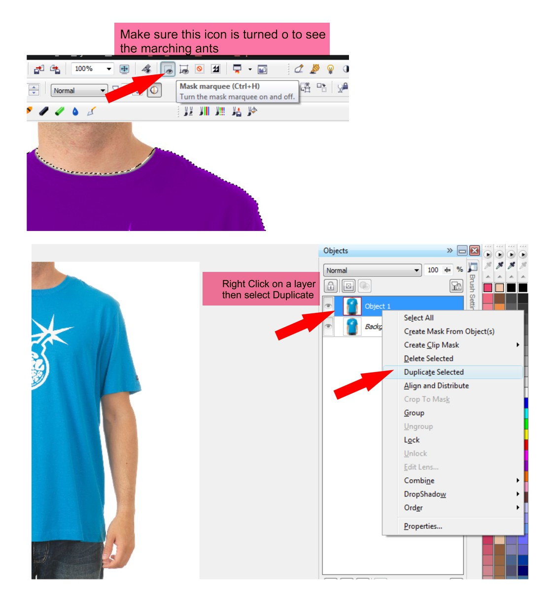 how to change workspace background color in coreldraw