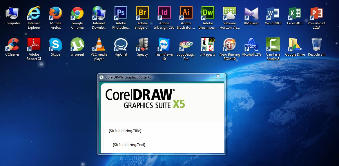 Serial Key For Corel X5