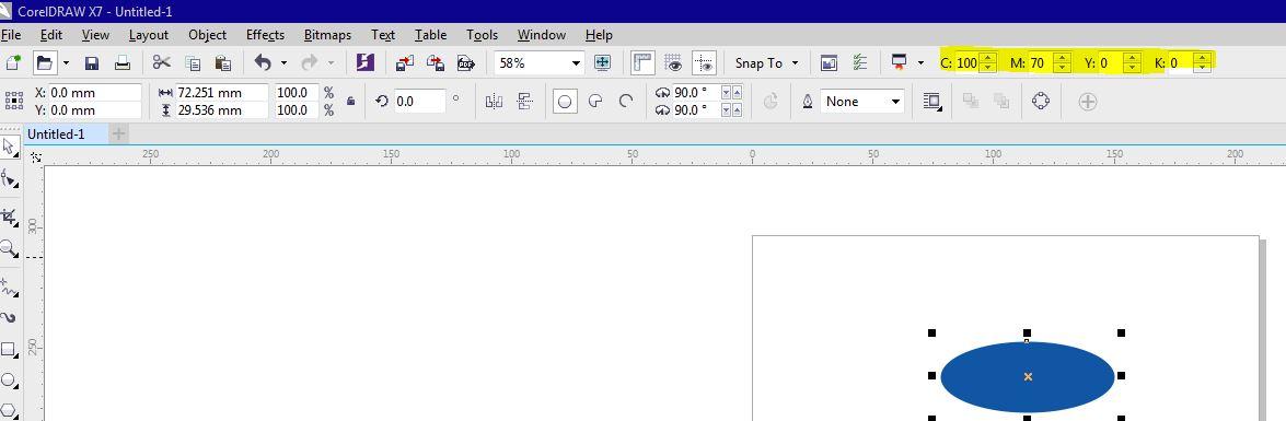Corel Draw X7 - New Fill Process - CorelDRAW Graphics