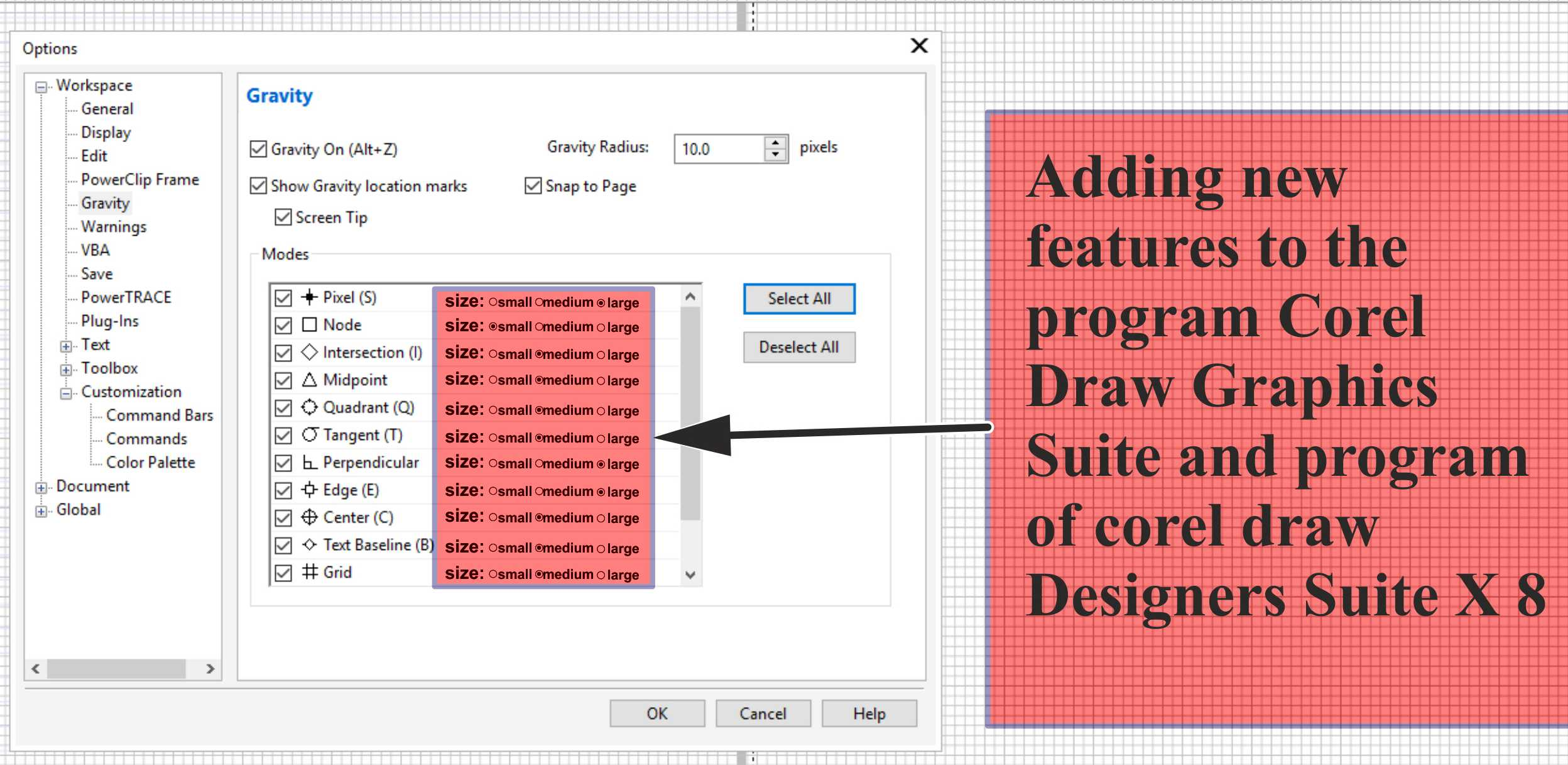 how to delete extra nodes in fill corel