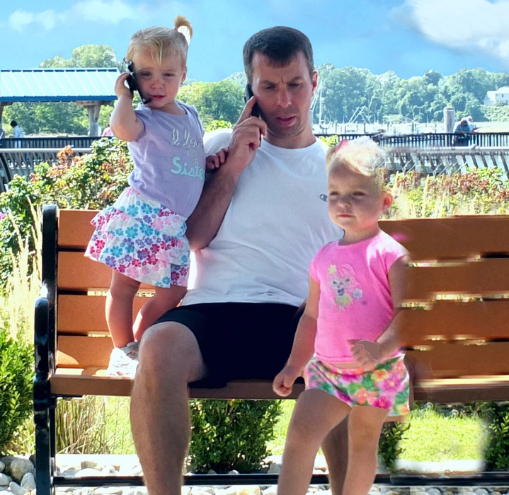 Daddy And His Little Girls Coreldraw Graphics Suite X7 Coreldraw