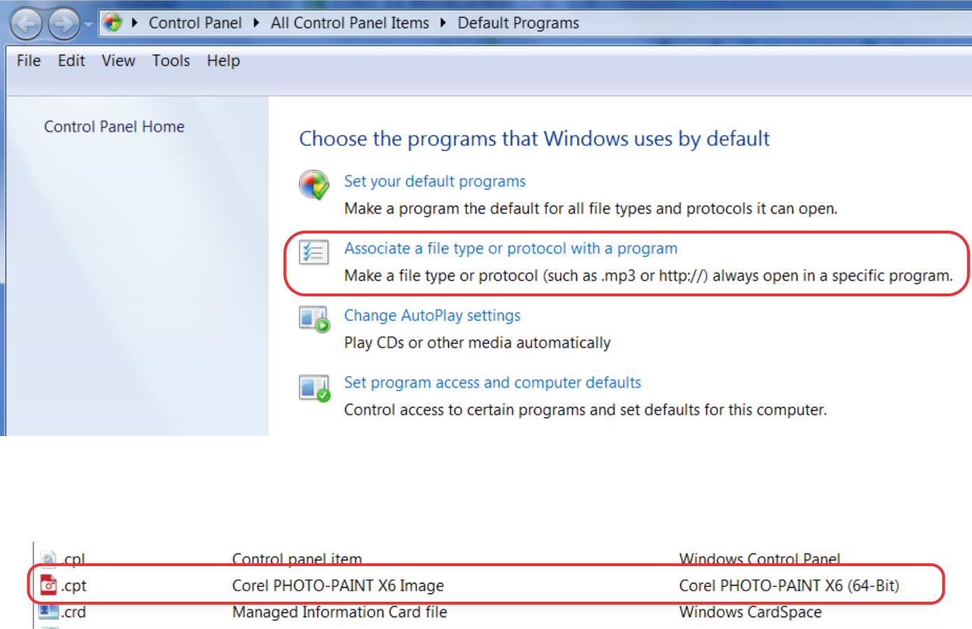 Corel draw for windows 7 - George