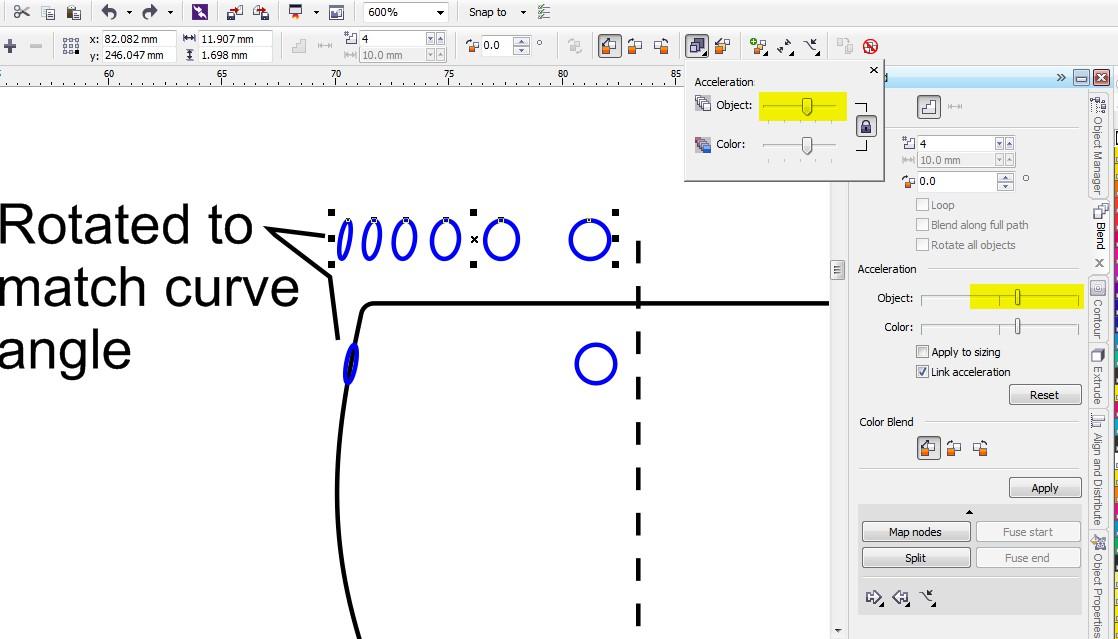how to delete an object in coreldraw