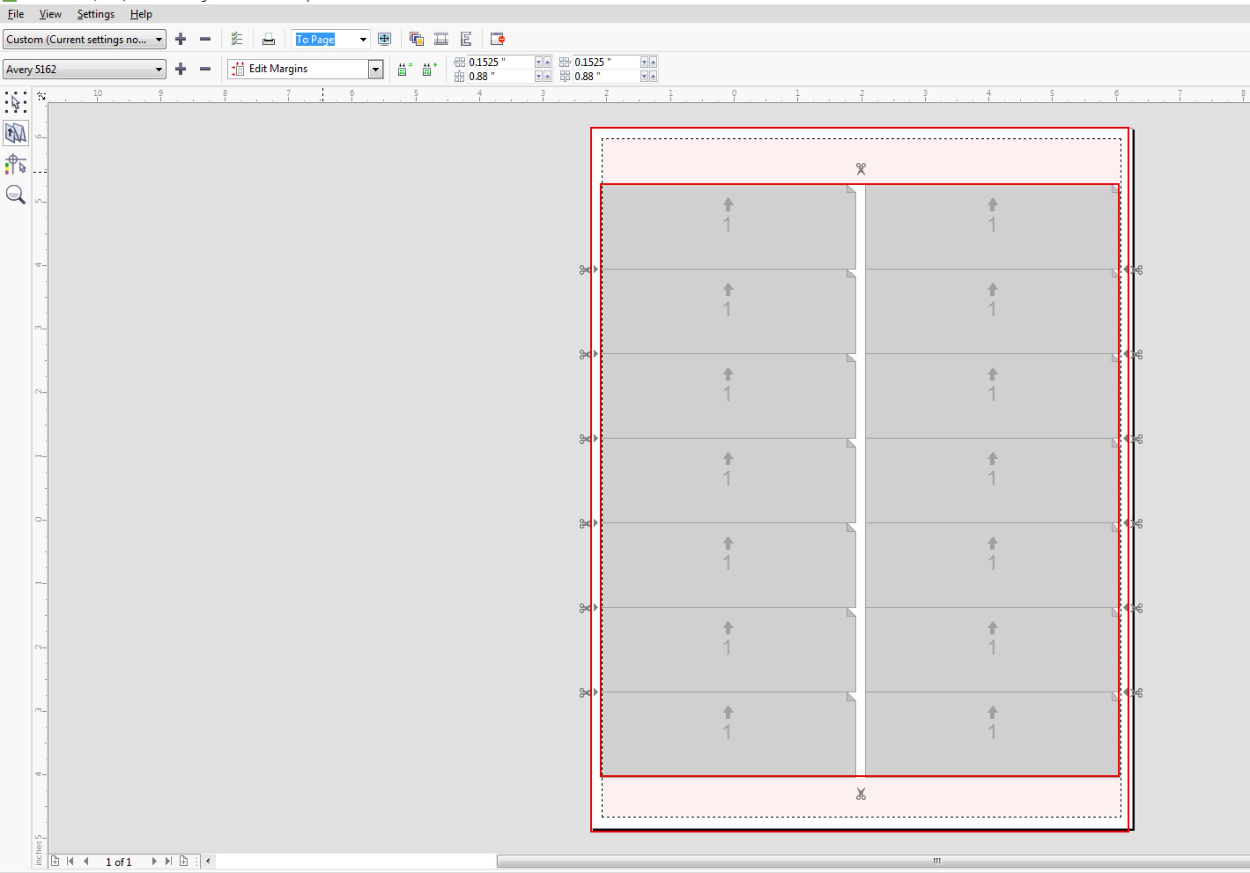 Label printing in CorelDRAW X7 17.4.0.887 - CorelDRAW X7 - CorelDRAW ...