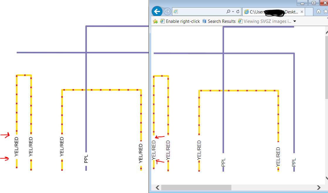 SVG export text align bug - CorelDRAW Technical Suite X7