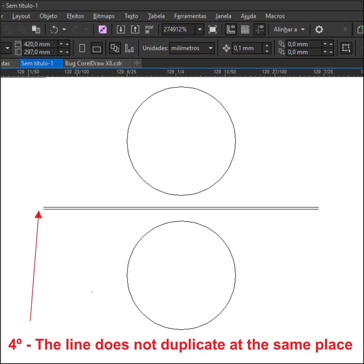Inaccuracy problem - CorelDRAW X8 - CorelDRAW Graphics Suite