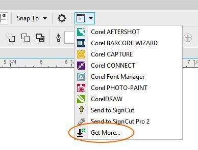 Macros not showing in Corel Draw X8 - CorelDRAW X8