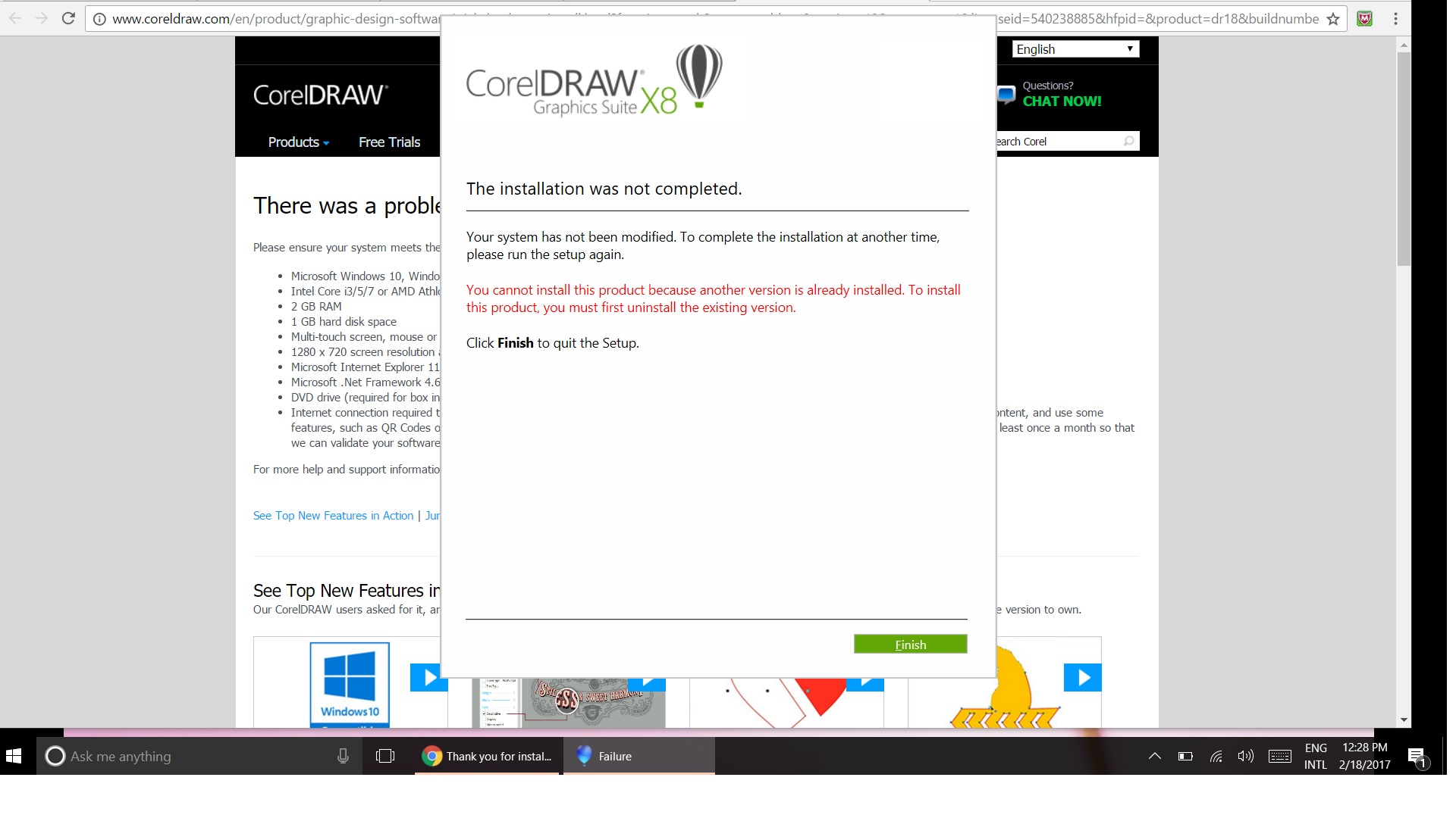 Install Coreldraw X4 On Windows 10