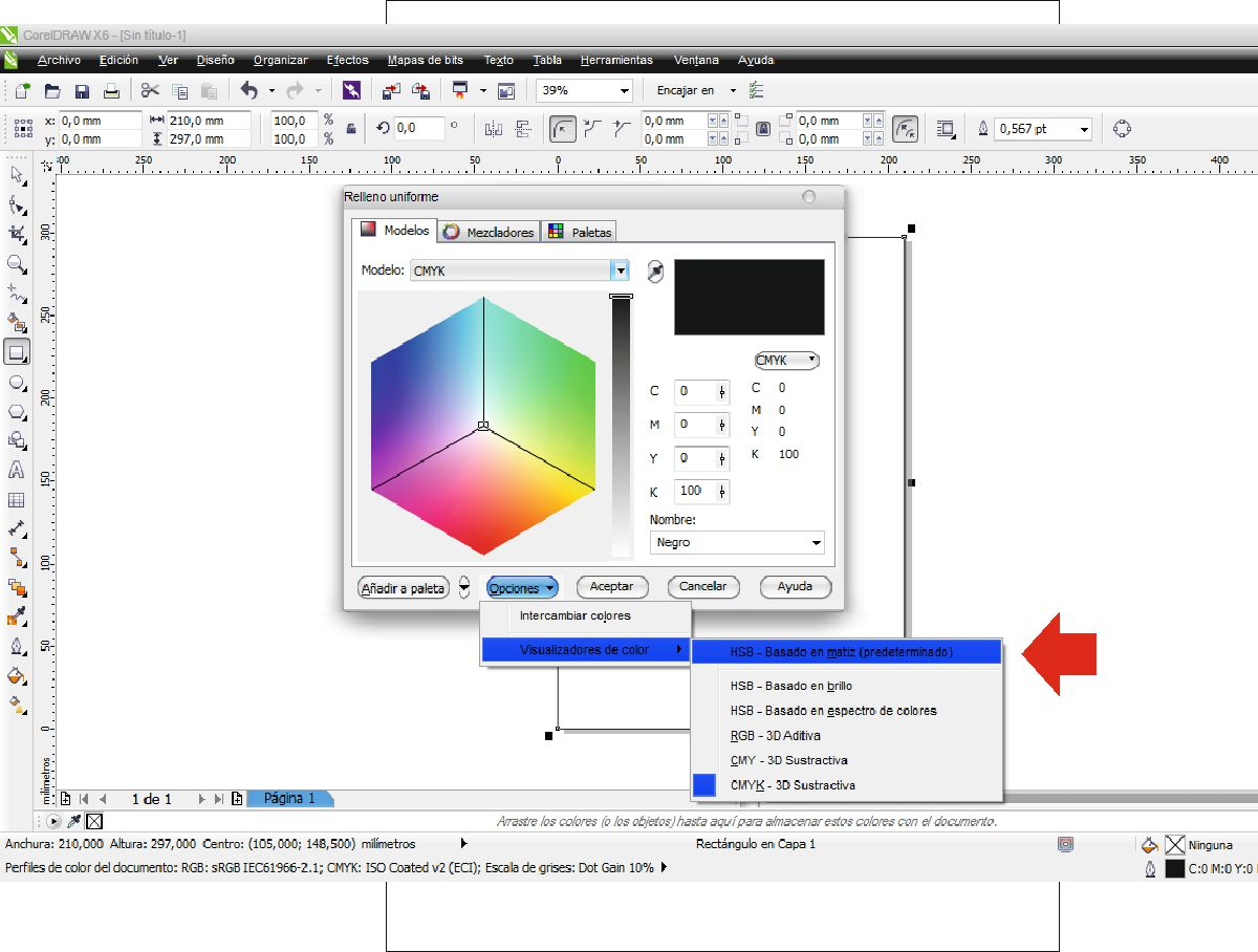 Impossible Changing Cmyk Colors Color Management And Print