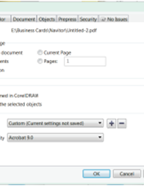 How to convert corel draw cdr file to PDF using command ...