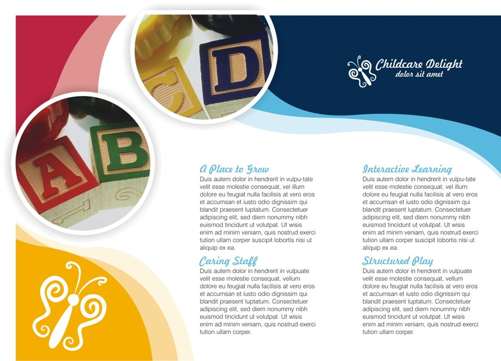 Childcare UK - Brochure - Page 2 of 2 - CorelDRAW Graphics Suite ...