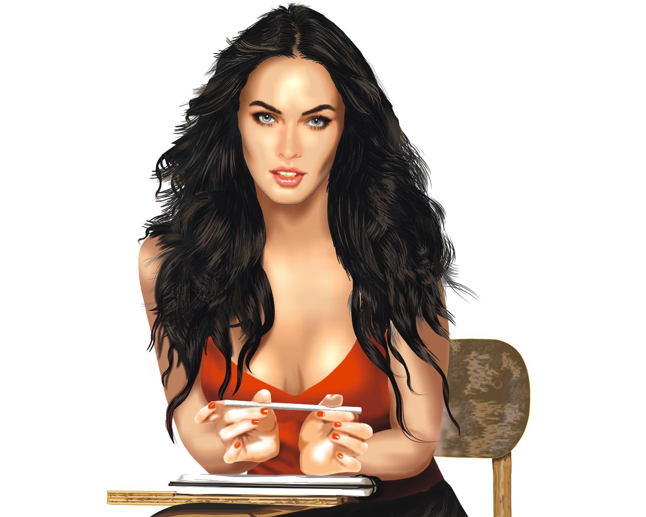Megan fox and sexy
