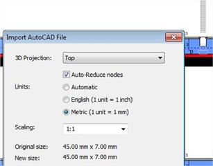converting autocad file into corel draw file without any
