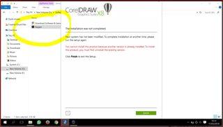 Coreldraw X8 Can T Instal In Windows 10 Coreldraw X8 Coreldraw