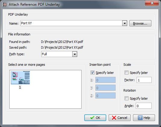 AutoCAD Print / Plot :: Viewports Of Pdf Underlays Not Plotting?