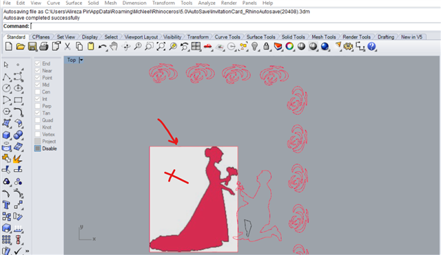 exporting dxf file as Image! - CorelDRAW 2017 - CorelDRAW Graphics