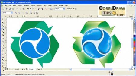 Re: Free Video tutorials (Converting a 2D logo to a 3D ...