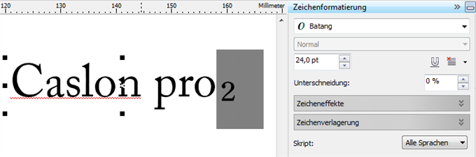Unicode problems - CorelDRAW X4 - CorelDRAW Graphics Suite X4
