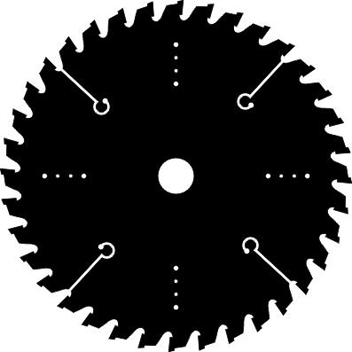 Carbide Circular Blade Outline For Vinyl Cutter