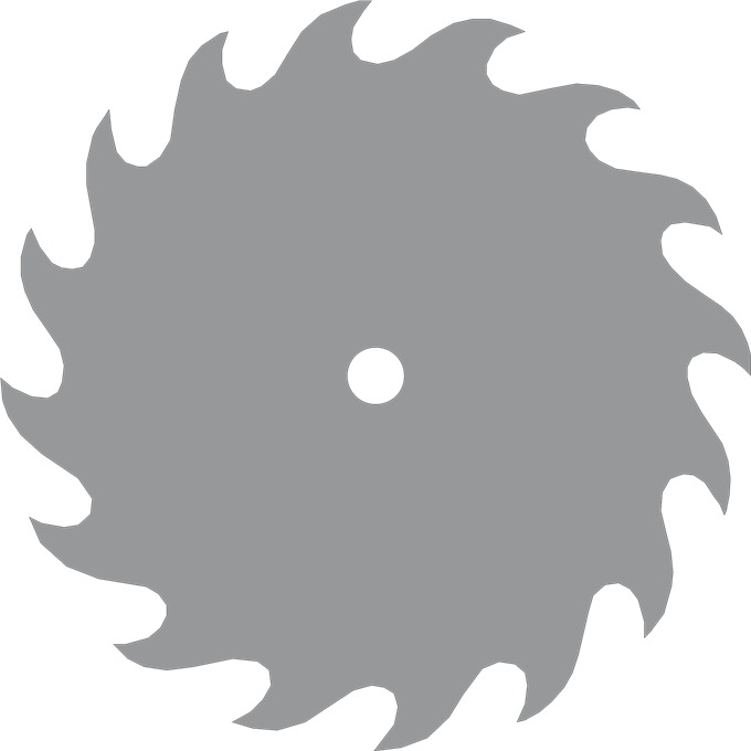 Carbide Circular Blade Outline For Vinyl Cutter