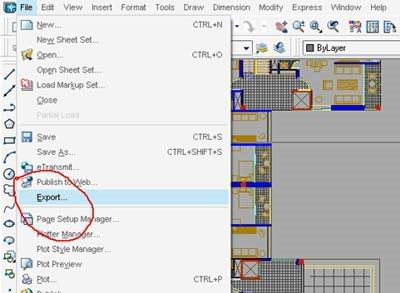 How to export  cdr to  dxf or  dwg? - CorelDRAW X5 - CorelDRAW