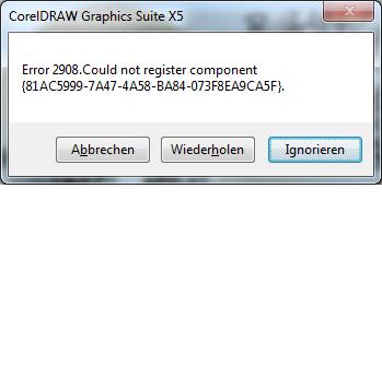 corel draw x5 setup