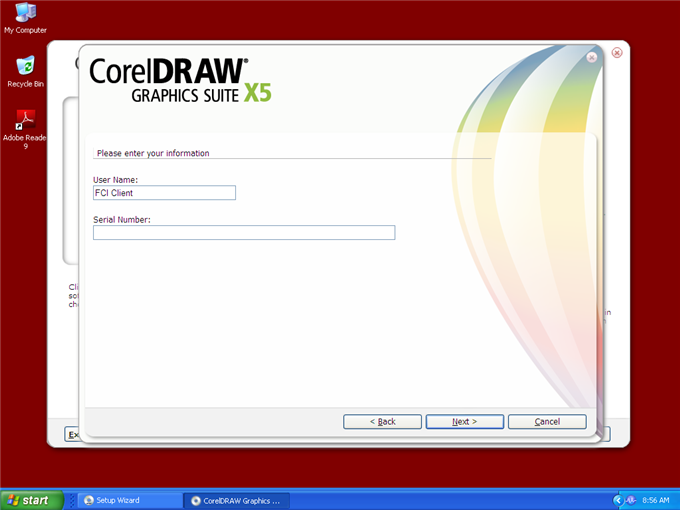 Corel x5 serial and activation code