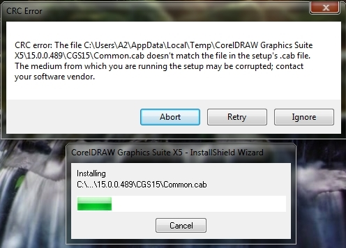 serial number is invalid corel draw x5 keygen