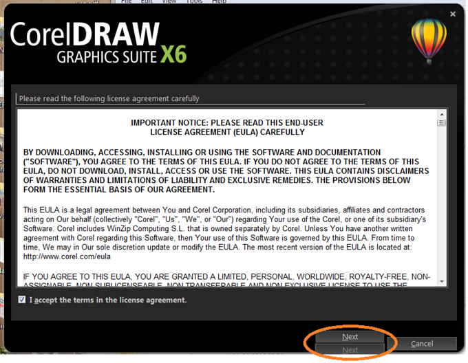 serial number corel draw x6 64 bit