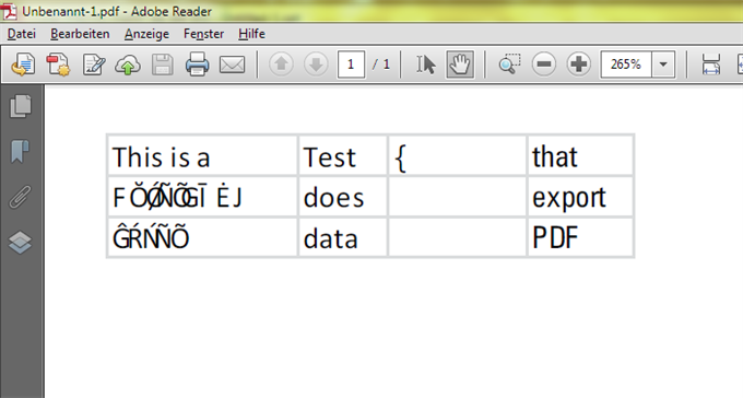 BR: CorelDRAW does not output Excel data correctly