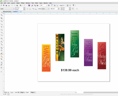 Please explain this printing of cropped bitmaps - CorelDRAW